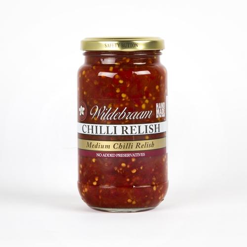 how to make chilli relish